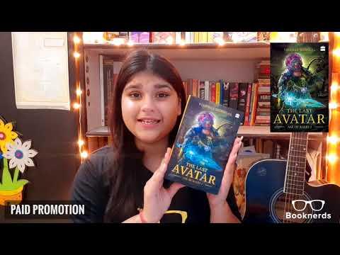 Video Book Review | The Last Avatar (Age of Kalki #1) | Vishwas Mudagal