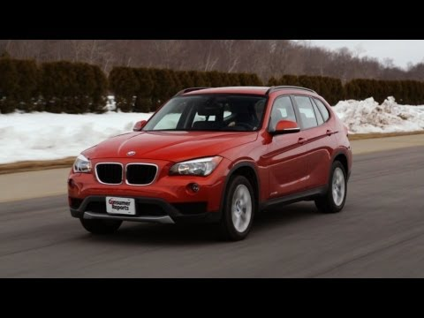 BMW X1 quick take from Consumer Reports