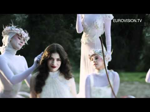 La - powered by http://www.eurovision.tv Ivi Adamou will represent Cyprus in the 2012 Eurovision Song Contest in Baku, Azerbaijan with the song