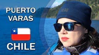 Puerto Varas Chile  city images : CHILE - Puerto Varas (Saltos Petrohué, Lago Todos Los Santos e Vulcão Osorno)