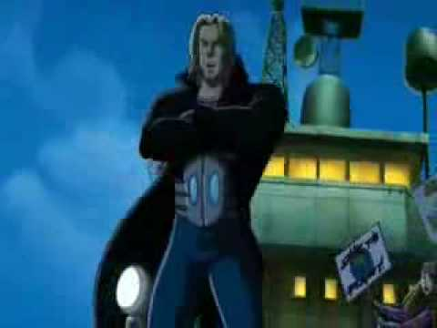 Ultimate Avengers - The movie part 4