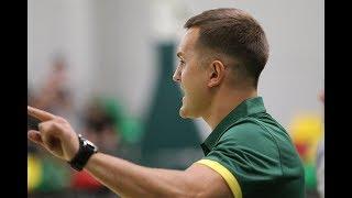 Rungtynių komentarai: U-16 vaikinų Baltijos taurė: Lietuva - Latvija
