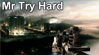Battlefield 3 -  Try Hard Class (Good BF4 News)
