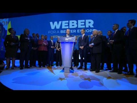 Ο Μάνφρεντ Βέμπερ υποψήφιος του ΕΛΚ για την Κομισιόν