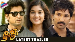 Nonton Ninnu Kori Latest Trailer   Nani   Nivetha Thomas   Aadhi Pinisetty   Latest Movie Trailers 2017 Film Subtitle Indonesia Streaming Movie Download