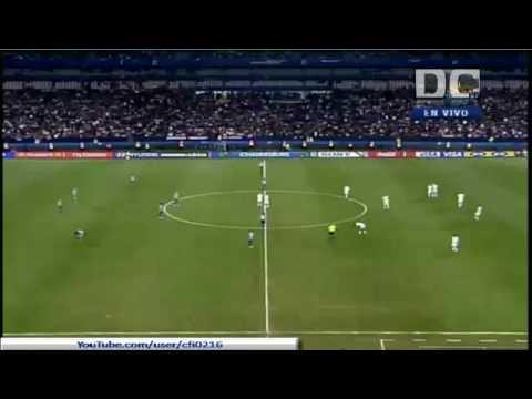 Egipto vs Italia - Copa confederaciones 2009
