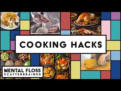 Cooking Hacks and Facts