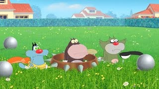 Video Oggy and the Cockroaches - Back to the past! (S04E72) Double Full Episode in HD MP3, 3GP, MP4, WEBM, AVI, FLV Juni 2018