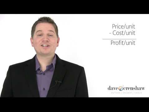 Don't Chase Sales to Increase Business Profit