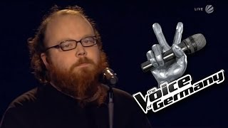 Andreas Kümmert: If You Don't Know Me By Now | The Voice of Germany 2013 | Live Show