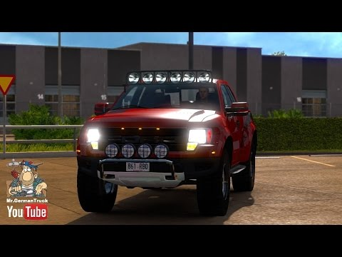 FORD F150 SVT Raptor v2.0 for 1.24