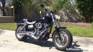 10. Used 2008 Harley Davidson Fat Bob Motorcycle for sale - Wesley Chapel, FL