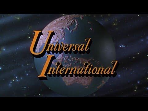 Universal International logo - War Arrow (1953)