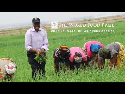 2017 World Food Prize