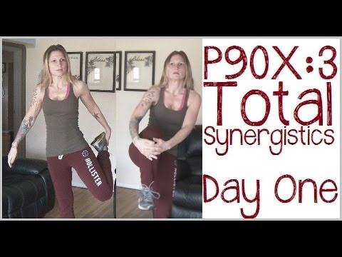 P90X:3 – Total Synergistics