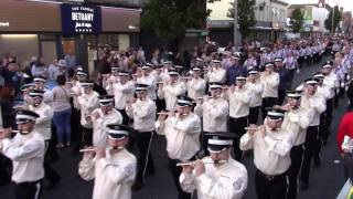 Download Lagu East Belfast Battle Of The Somme Commemoration  Parade 2017 Mp3