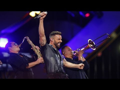 Ricky Martin - Vuelve - Festival de Viña 2020 #VIÑA2020