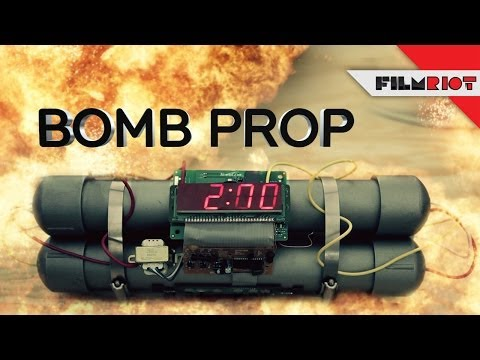 How to Make a Pipe Bomb!
