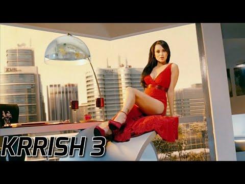 Krrish 3 - Kaya kill the proffecer Scene    Hrithik Roshan, Priyanka Chopra , Kangana Ranaout