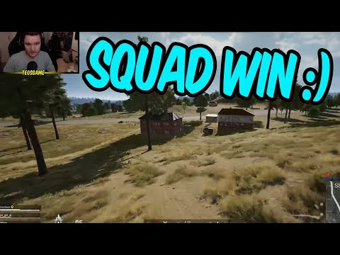 A squad win with friends :)