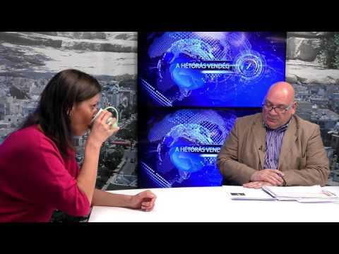 Szél Bernadett, az LMP társelnöke, parlamenti képviselője beszélt pályája indulásáról,