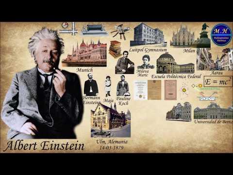 Biografía. Albert Einstein