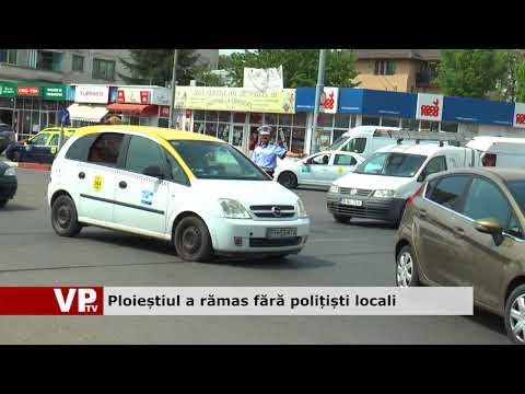 Ploieștiul a rămas fără polițiști locali