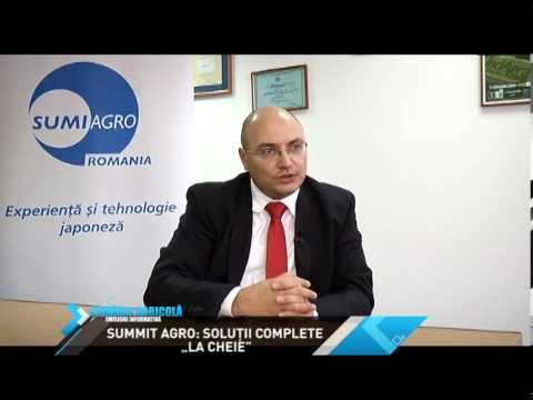 Summit Agro Romania - Solutii complete