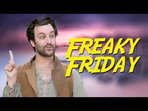 Freaky Friday - Epic NPC Man Halloween Special