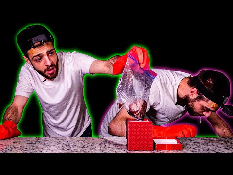 MOST SHOCKING DARK WEB MYSTERY UNBOXING I'VE DONE