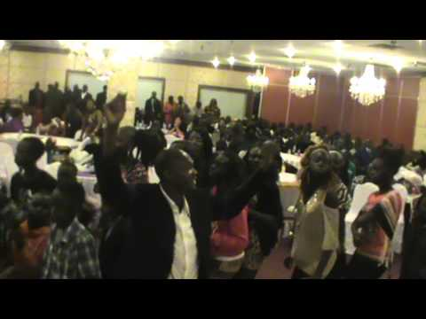 Nuer Party in Seattle WA Part2