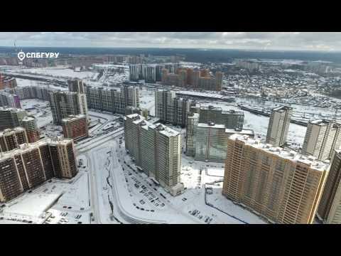 """Квартиры в ЖК """"Девятый вал"""" в (СПБ), Всеволожский район"""