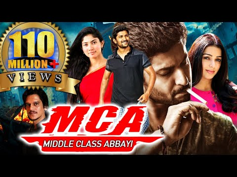 MCA Action Hindi Dubbed Full Movie | Nani, Sai Pallavi, Bhumika Chawla, Vijay Varma, Rajeev