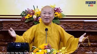 LIVESTREAM | TT.Thích Nhật Từ trả lời vấn đáp khóa tu Ngày An Lạc & Tuổi Trẻ Hướng Phật 43