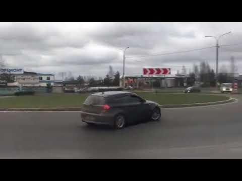 Kiedy jesteś mega drifterem w BMW, ale akurat masz zły dzień