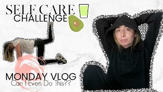 STARTING A SELF CARE CHALLENGE! DAY IN MY LIFE MONDAY!   Lauren Elizabeth