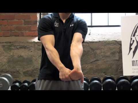comment soulager une tendinite de l'avant bras