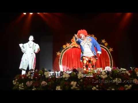 2ª parte del Show musical del Carnaval de Isla Cristina 2016