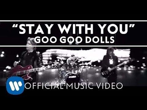Tekst piosenki Goo Goo Dolls - Stay with you po polsku
