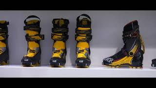 Ботинки для ски-альпинизма La Sportiva Racetron