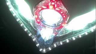 10. 2008 GSXR 600 LED HID