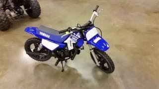 6. PW50 2017 YAMAHA WALK AROUND ROMNEY CYCLE CENTER