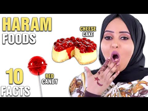 10 Haram Foods In Islam That Muslims Think Are Halal
