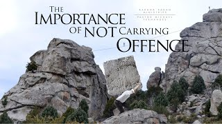 20170408 l The Importance of not Carrying Offence l Pas. Michael Fernandes