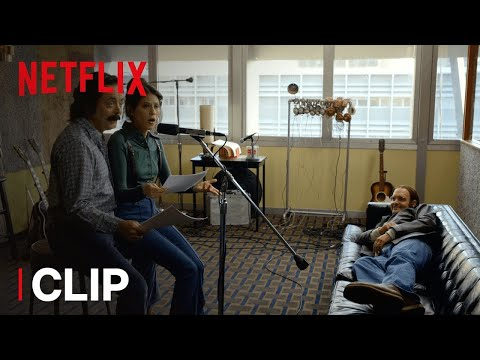A Futile and Stupid Gesture | Clip: Performers | Netflix