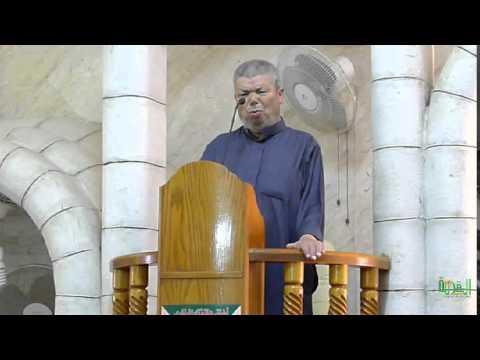 خطبة الجمعة لفضيلة الشيخ عبد الله 22/5/2015