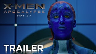 X-Men: Apocalypse Movie Trailer 2 HD