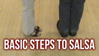 Learn To Dance Salsa : Basic Steps For Beginners