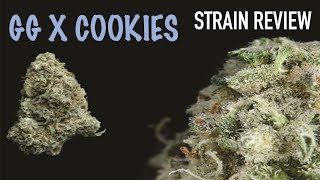 Strain Review Saturday Ep. 6: Gorilla Cookies by The Cannabis Connoisseur Connection 420