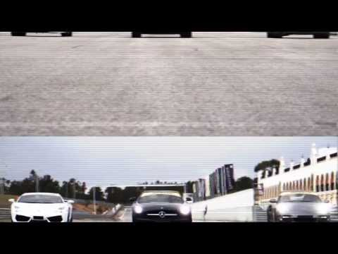 mercedes sls amg vs porsche 911 turbo s vs lamborghini gallardo